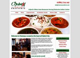 chutneysoxford.co.uk
