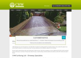 chw-surfacing-ltd.co.uk