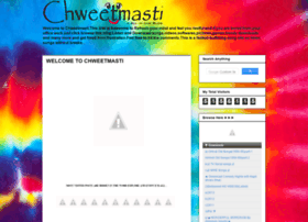 chweetmasti.blogspot.in
