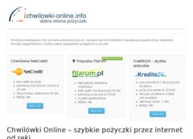 chwilowki-online.info