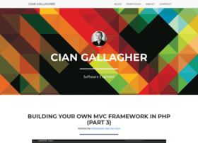 ciangallagher.net