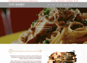 ciaomambo.com
