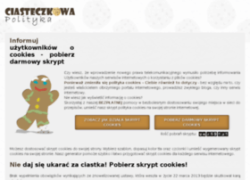 ciasteczkowapolityka.pl