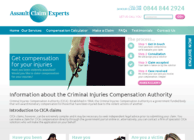 cica-criminalinjuryclaims.co.uk