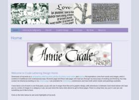 cicaleletteringdesign.com
