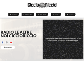 ciccioriccio.it
