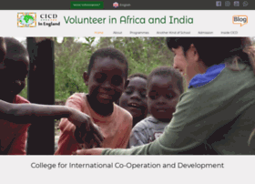 cicd-volunteerinafrica.org