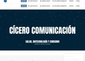 cicerocomunicacion.es