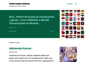 cicerofilmesemusicas.blogspot.com.br