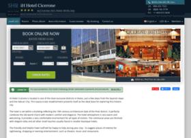 ciceronehotelrome.h-rez.com