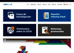 cicig.org