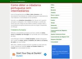 cidadaniaportuguesa.com