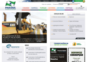 cidadao.pr.gov.br