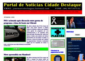 cidadedestaque.com.br