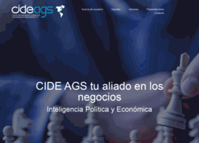 cideags.org.mx