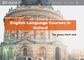 cie-oxford.com