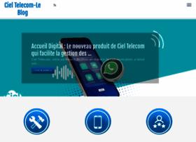 ciel-telecom-blog.com