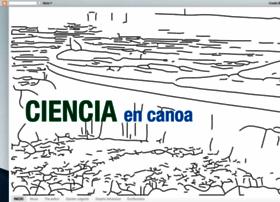 cienciaencanoa.blogspot.in