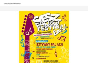 cieszanowrockfestiwal.pl