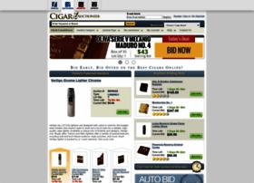 cigarauctioneer.com