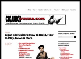 cigarboxguitar.com