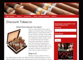 cigarsampler.us