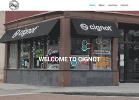 cignot.net