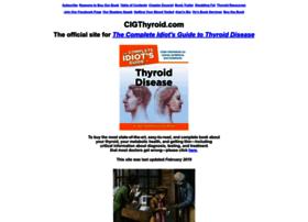 cigthyroid.com