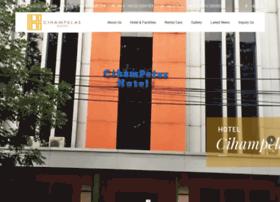cihampelashotel.com