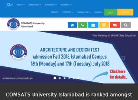 ciit-isb.edu.pk