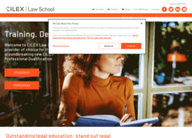 cilexlawschool.ac.uk