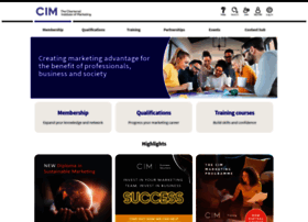 cim.co.uk