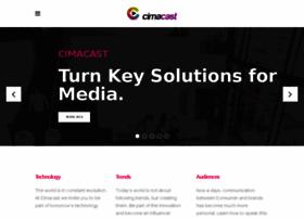 cimacast.com