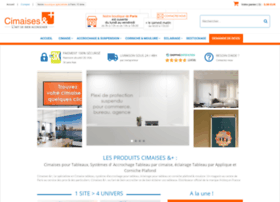 cimaises-et-plus.com