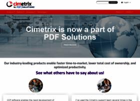 cimetrix.com
