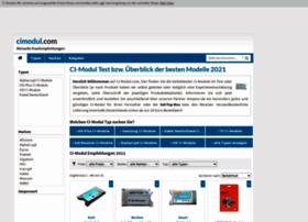 cimodul.com