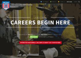 cincinnati.jobcorps.gov