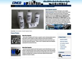 cincocapacitor.com
