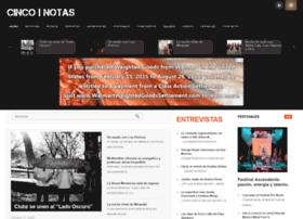 cinconotas.com