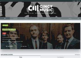 cincymusic.com
