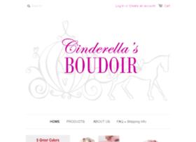 cinderellas-boudoir.myshopify.com