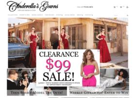 cinderellasgowns.com