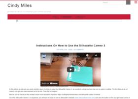 cindy-miles.com