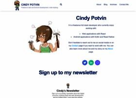 cindypotvin.com