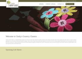 cindyscountryclassics.com