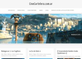 cinecartelera.com.ar