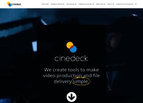 cinedeck.com