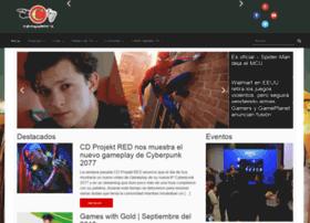 cinegamers.com.mx