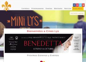 cinelys.com