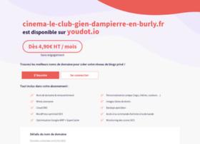 cinema-le-club-gien-dampierre-en-burly.fr